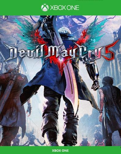 Devil May Cry 5 Código 25 Dígitos