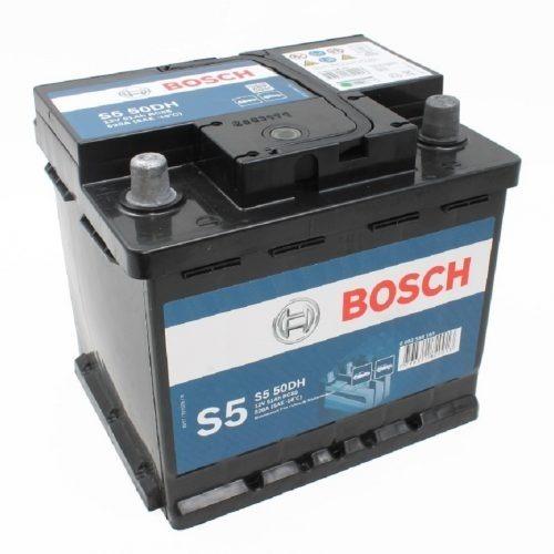 Imagen 1 de 8 de Bateria Auto Bosch S5 50dh 12x55 Alta Envio A Domicilio Caba