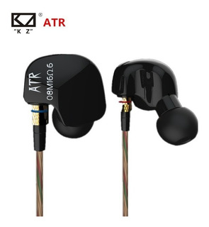 Auriculares Kz Atr In Ear Ideal Monitoreo Oferta En Stock