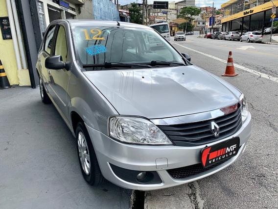 Renault Logan Expression 1.0 16v Flex - 2012