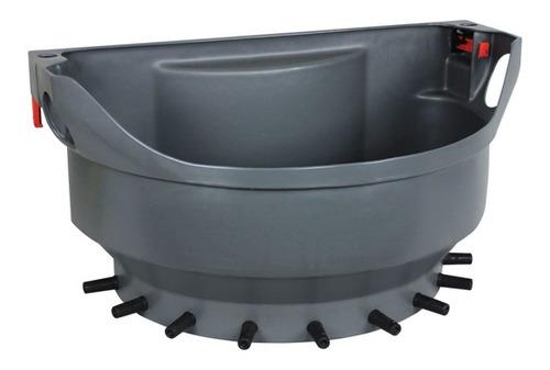 Imagen 1 de 1 de Bebedero Automático Para Terneros,color Gris Oscuro.
