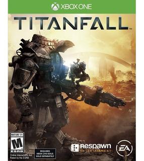 Titanfall - Xbox One - Juego Fisico - Megagames