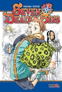 Manga - Seven Deadly Sins 04 - Xion Store