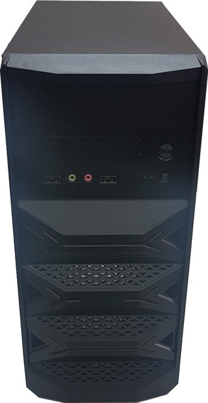 Pc Gamer Com Placa De Vídeo Gtx1050 2gb-i5 4gb,hd 500,grad.d