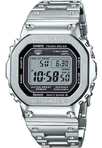Relógio G-shock Gmw-b5000d-1dr Solar Bluetooth Full Metal