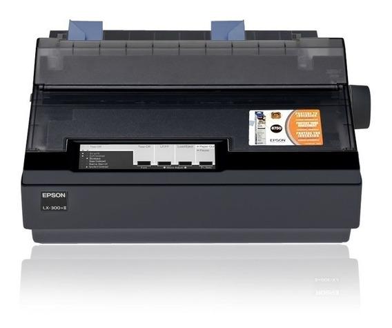 Impresora Epson Lx-350, Matriz De Punto. No Fiscal. Lps