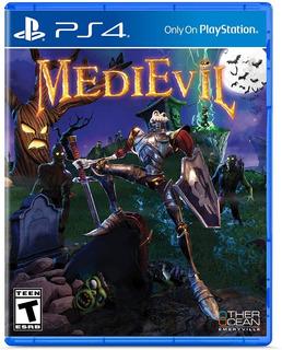 Medievil Playstation 4