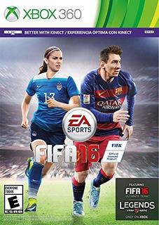 Fifa 16 - Edicion Estandar - Xbox 360