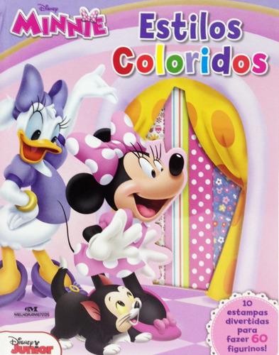 Imagem 1 de 2 de Minnie - Estilos Coloridos