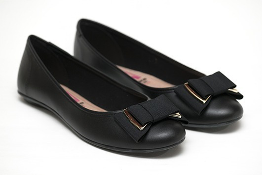 Chatitas Mujer Moño Moleca Alpargatas Zapatos Dama Chatas
