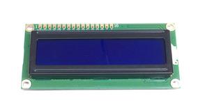 5x Display Lcd 16x02 Backlight Azul
