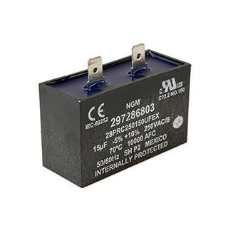 Frigidaire 297286803 Refrigerator Run Capacitor Genuine Orig