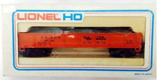 Vagón Arenero Rio Grande Usa - H0 1/87 Lionel