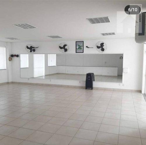 Imagem 1 de 4 de Salão Para Alugar, 110 M² - Vila Arens - Jundiaí/sp - Sl0122