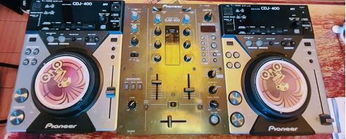 Controlador Dj + Parlante Jbl Eon-500