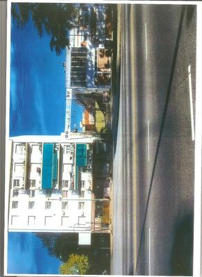 Galpon Y/o Local A Terminar Sobre Avenida Juan B Justo