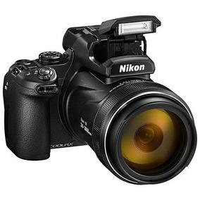 Nikon Coolpix P1000 16mp Tela 3.2 Zoom Óptico 125x Wi-fi/bl