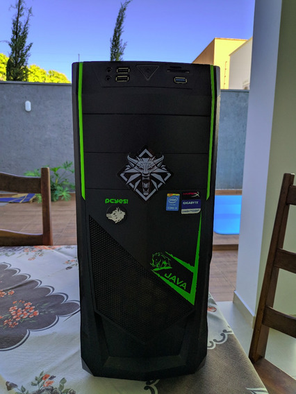 Computador Gamer - Gtx 970 G1 Gaming + I5 4460 + 16gb Ram