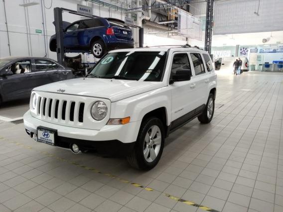 Jeep Patriot 5p Limited L4/2.4 Aut