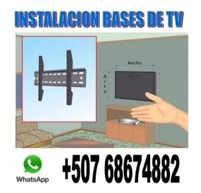 Instalacio Soporte Tv Lcvd Televisores Plasma