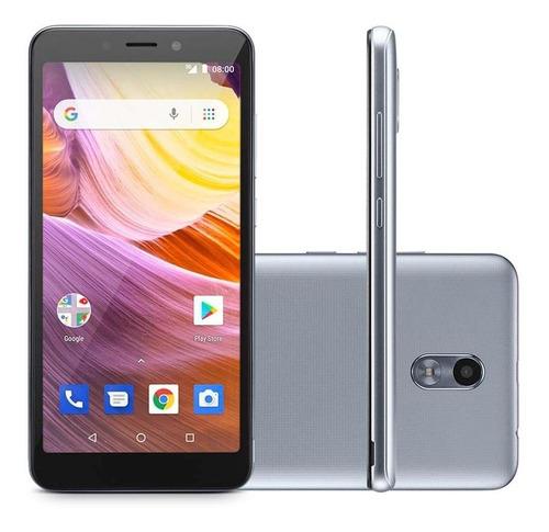 Celular Smartphone Multilaser Ms50g P9073 8gb Dourado - Dual Chip