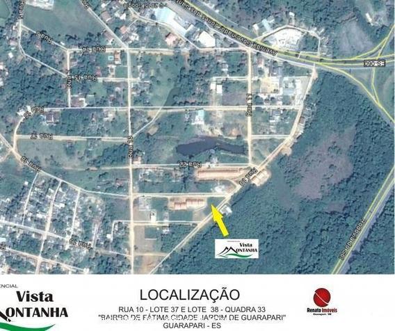 Casa Para Venda Em Guarapari, Nossa Senhora De Fatima, 2 Dormitórios, 1 Suíte, 2 Banheiros, 2 Vagas - A03