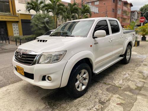 Toyota Hilux 2015 2.5 Imv 142 Hp 4x4