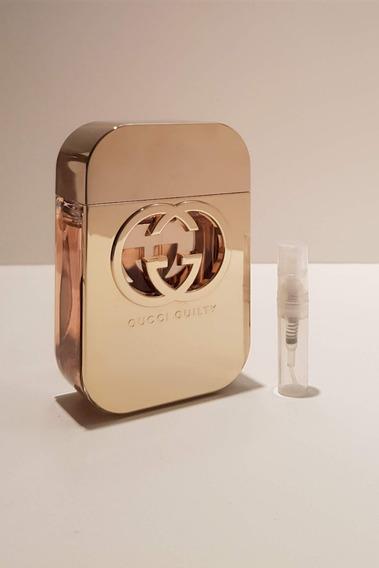 Perfume Gucci Gulity Edt Amostra 2ml