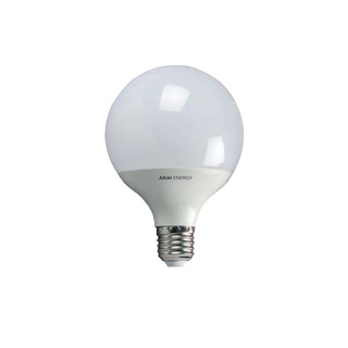 Lámpara Led Globo Akai Energy 14w = 140w 6500°k