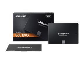 Hd Ssd Samsung Evo 860 1tb Sata3 550mb/s Vnand Mz-76e1t0bw
