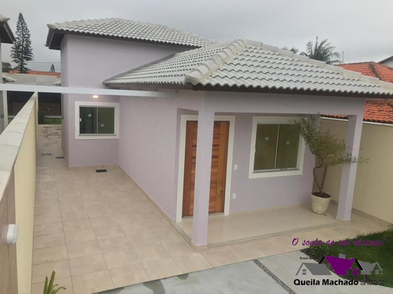 Linda Casa C 3 Qts Em Área Nobre De Itaipuaçu C 3 Qts Pertinho Da Praia!!! - 8