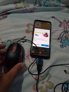 S8 Com Touch Ruim Só Da Pra Mexer Pelo Mouse