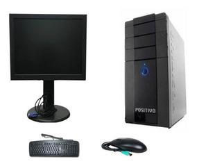 Cpu Torre + Monitor Lg 15