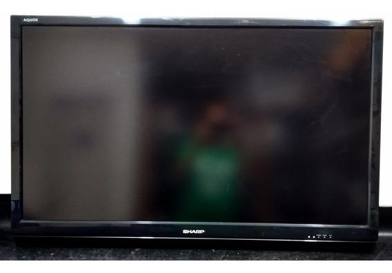 Tv Lcd Sharp Aquos Lc-46r54b 46 Polegadas Sem Base A11724