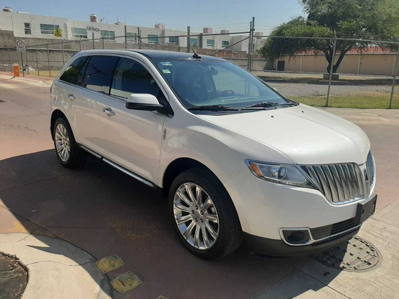Lincoln Mkx 3.7 4x2 Mt 2013