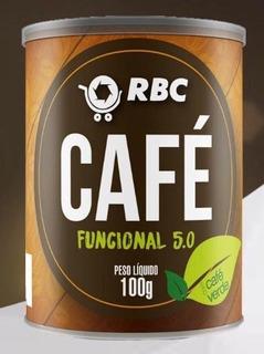3 Café Funcional 5.0 Cafe Verde Original