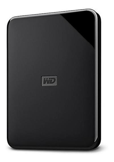 Hd Externo Portátil Western Digital Elements 2tb Usb 3.0 Wd