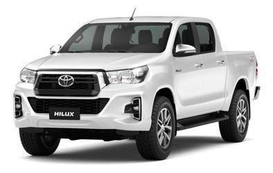 Toyota Hilux 2.8 Tdi Srv Cab. Dupla 4x4 Aut. 4p