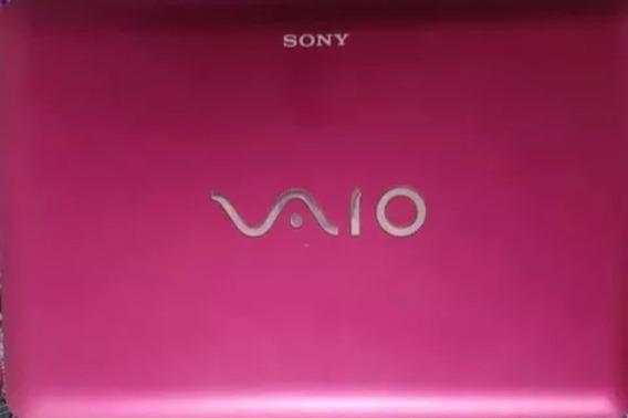 Sony Vaio Rosa