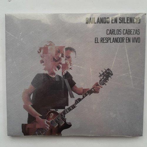 Carlos Cabezas Bailando En Silencio Cd Nuevo Musicovinyl