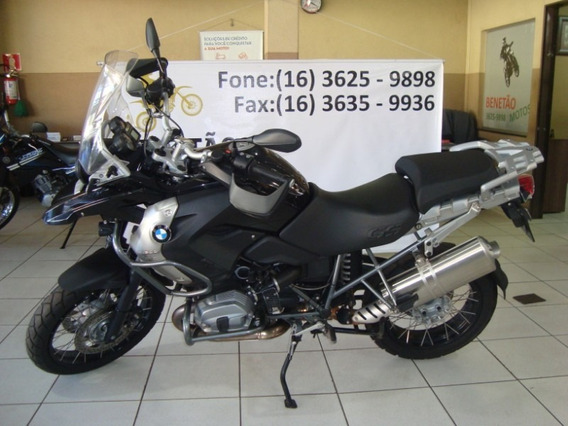 Bmw R 1200 Gs Preto 2012