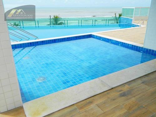 Apartamento Com 2 Dormitórios À Venda, 68 M² Por R$ 370.000,00 - Jardim Praia Grande - Mongaguá/sp - Ap2252