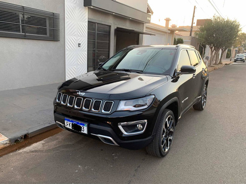 Jeep Compass 2018 2.0 Limited 4x4 Aut. 5p