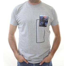 Playera Dp Il Mecánico Jeans Daft Punk