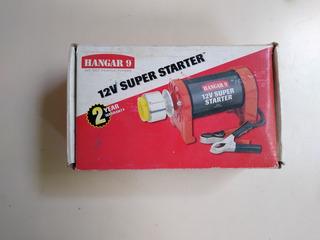 Arrancador 12v Super Starter