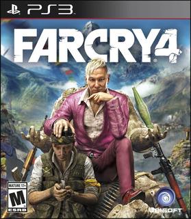 Farcry 4 Digital Ps3