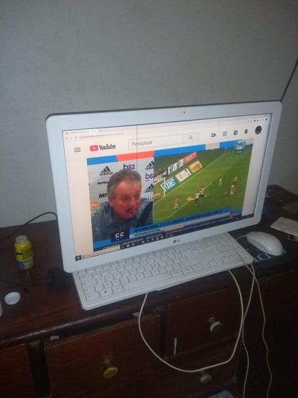 Computador Lg Modelo 22v240 Full Hd 22 Polegadsa Windows10 4