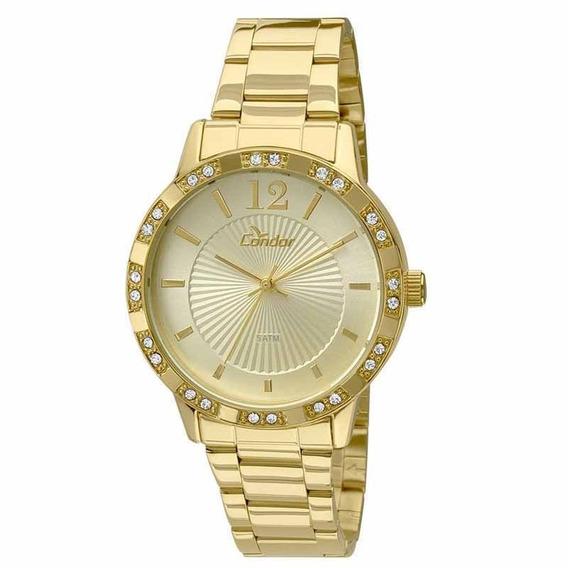 Relógio Condor Feminino Co2035kmn/4d C/ Garantia E Nf