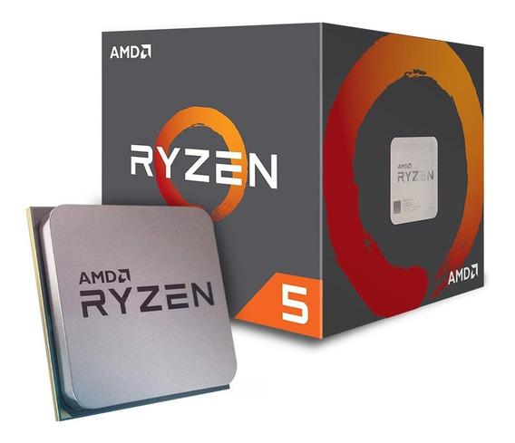 Procesador Amd Ryzen 5 2600 3.9ghz Am4 6 Nucleos 16mb Cuotas