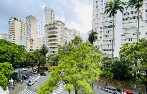 Imagem 1 de 15 de Apartamento Em Higienópolis Próximo Ao Shopping - Pc101413
